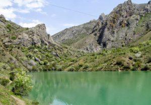 Зеленогорье – мифы и легенды про Арпатские водопады