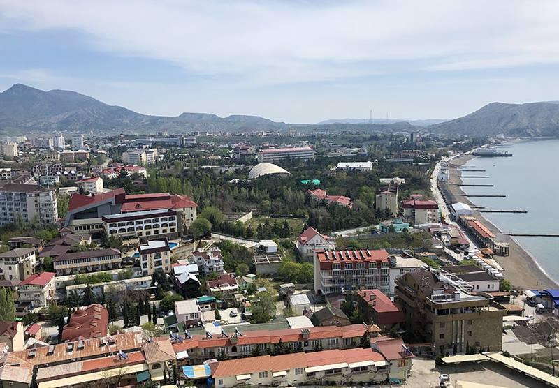 город феодосия
