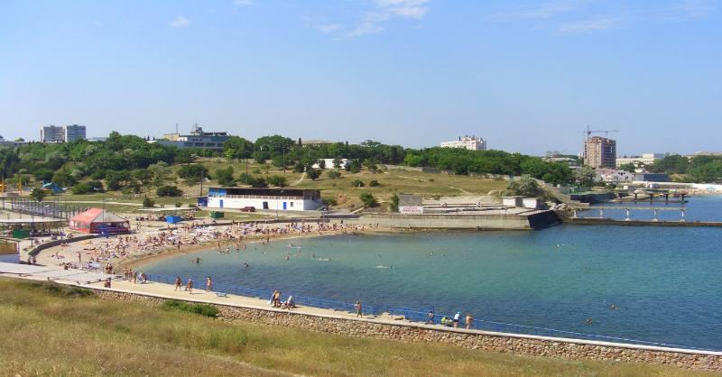 Названа благодаря одноименному главному пляжу