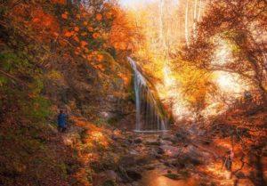 ТОП 5 самых красивых водопадов Крыма