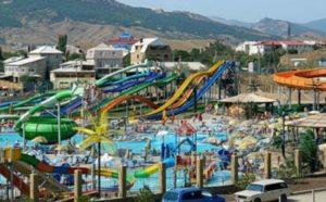 Аквапарк в Феодосии: цены, режим работы