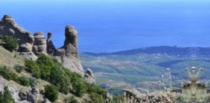 Горы Крыма: названия, фото