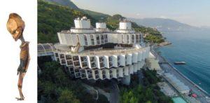 Развлечения в Крыму - музей инопланетян с научными фактами