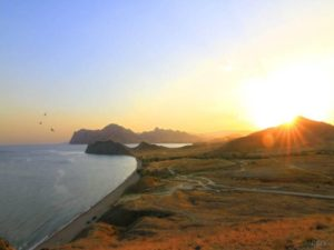 Укромный уголок Крыма – Тихая бухта