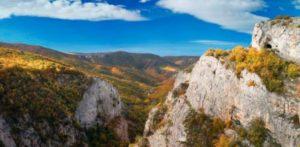 Туризм в Крыму – Большой каньон