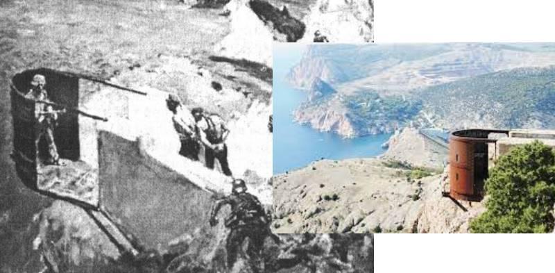 был создан значимый образец фортификации девятнадцатого - двадцатого века