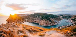 Крупный туристический центр Крыма - Балаклава