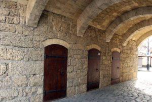 Легенды про историческую достопримечательность - Гезлёвские ворота в Крыму