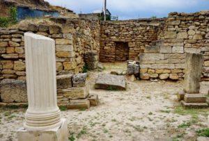Древний Нимфей под Керчью: фото, история, как добраться