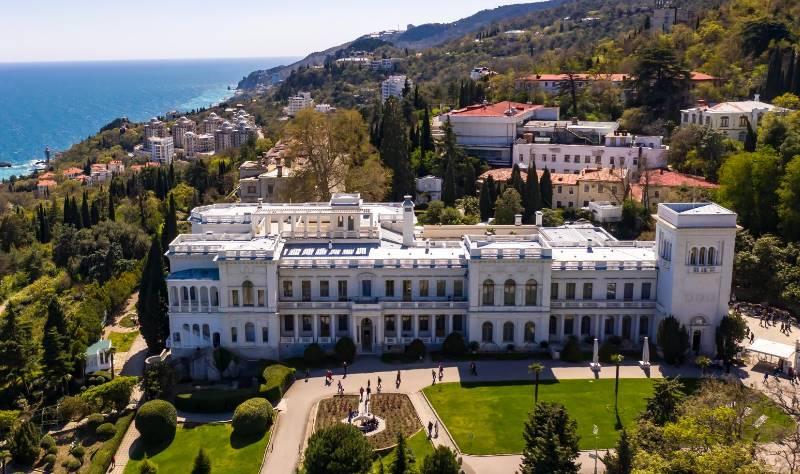 Дворец был построен для членов королевской семьи