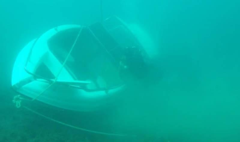 место будет интересно любителям подводного плавания